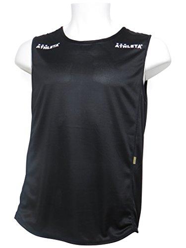 ATHLETA(アスレタ) フットサル アンダーウェア インナーシャツ 01081 70 BLACK 【2016SS】 70 BLACK O