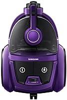 Samsung Vc07R302Mvp Elektrikli Süpürge, Torbasız, 750w, Mor