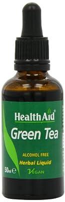 HealthAid Green Tea 50ml Vegan Liquid 50ml