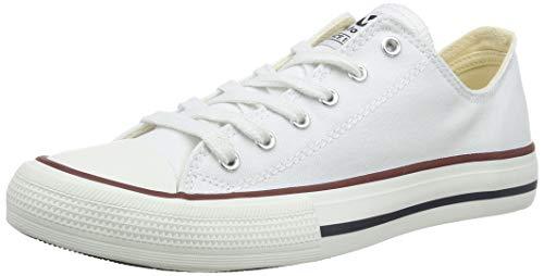 Victoria Zapato Basket Autoclave, Zapatillas Altas para Mujer, Blanco, 39 EU