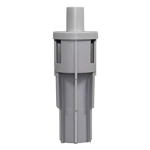 Universal Air Gap for Water Softeners and Filters with 1/2-inch OD or 5/8-inch ID Inlet Port (AG100-001, Mr. Drain, 34700, MD10-A)