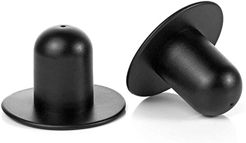 Xyoc Replacement Ground Swimming Pool Filter Pump Strainer Hole Plug Stopper for INTEX 2pk