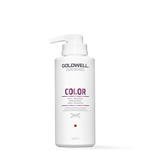 Goldwell Dualsenses Color 60 seconds Treatment Pflegekur, 1er Pack (1 x 500 ml)