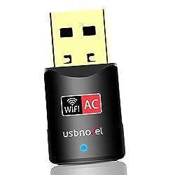 Review: USB Novel 600CU Wireless USB Adapter AC Dual Band | WirelesSHack