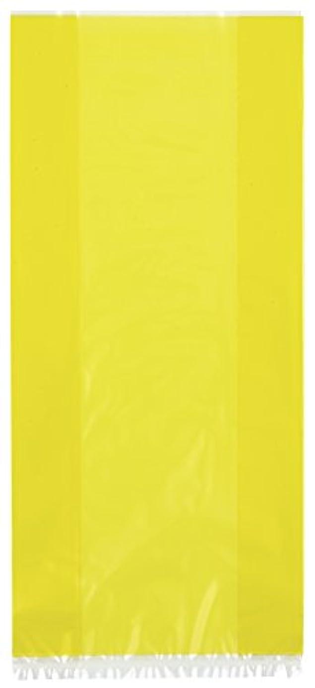 Yellow Cellophane Bags, 30ct