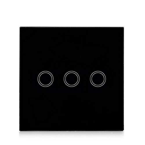 zhouweiwei Smart Life WiFi Vorhang Blindschalter für Rollladen Elektromotor Google Home Alexa Echo Sprachsteuerung DIY Smart Home