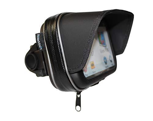 RiderMount Sunshade - Funda para GPS con...