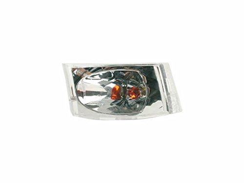Intermitente Cristal Delantero Derecho para Kymco Dink 50125250