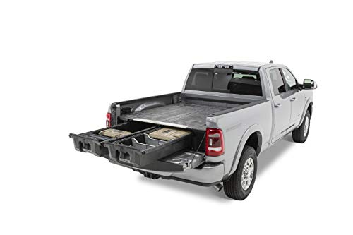 DECKED RAM Pickup Truck Storage System Includes System Accessories |