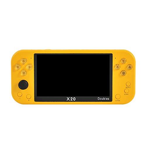 consola portatil 1000 juegos fabricante Adaskala