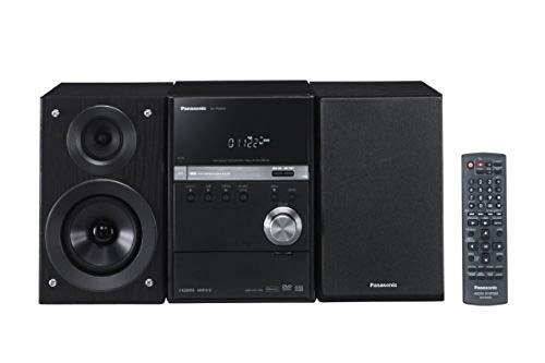 Panasonic SC PM 86 DEG K Micro-System Kompaktanlage schwarz