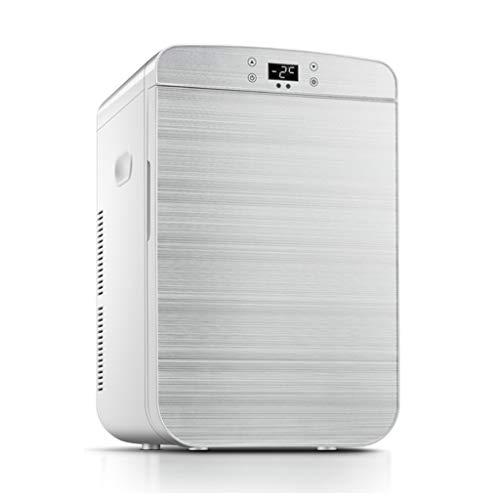 Autozegelkoelkast, 25 liter, grote capaciteit, mini-klein, huishouden, dual-core-digitaal display, temperatuur slaapzaal, auto, dual gebruik, 320 x 350 x 540 mm, XMJ