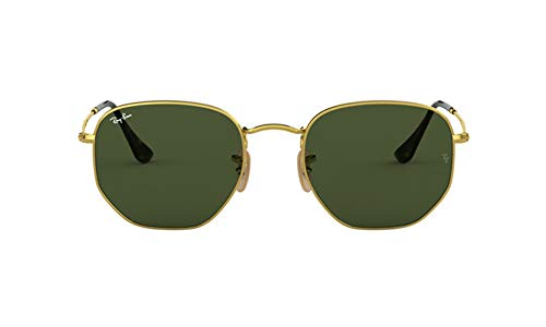 Óculos de Sol Ray-Ban Hexagonal RB3548NL 001 54-21