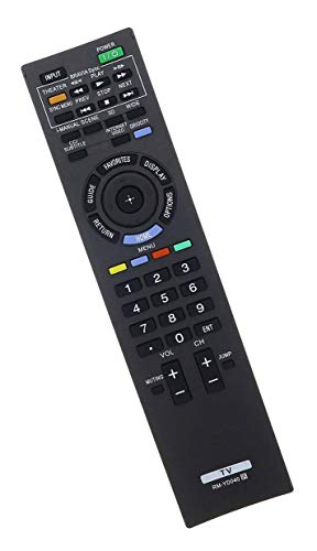 UBay RM-YD040 Remote Control Compatible with Sony Bravia Home Theater System (148782911) with 3D Button: KDL-46HX800 KDL-40HX800 KDL-55HX800 KDL32EX500