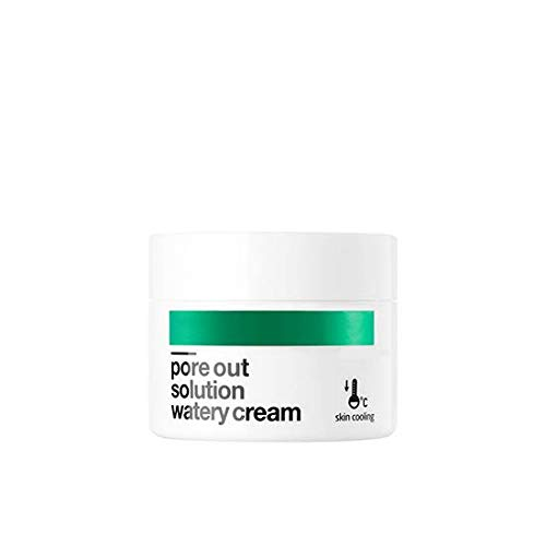 BellaMonster Pore Out Solution Cream Max 82% OFF 50ml Watery Max 79% OFF