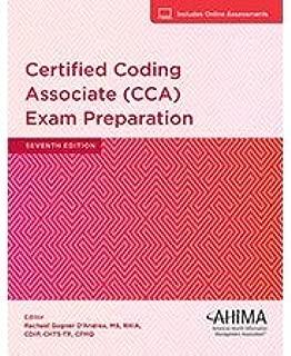 Best ahima certified coding associate cca Reviews