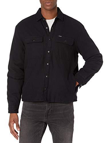Volcom Men's Larkin Classic Fit Jacket, Black, Medium