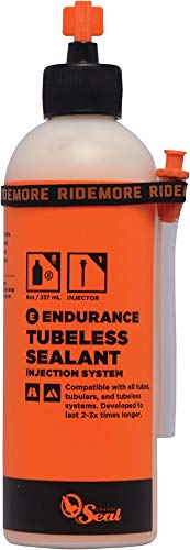 Orange Seal Endurance Tire Sealant w/Injection, 8 oz