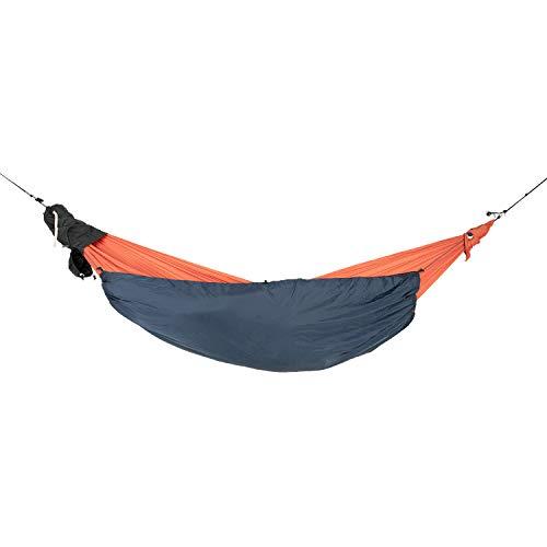 Ticket to the Moon anschmiegsamer Underquilt-Schlafsack für Hängematten Moonquilt Universalgröße |1280g, 200x140cm | ganzjährig wohlig warm, Set-Up < 1 min,10J. Garantie…