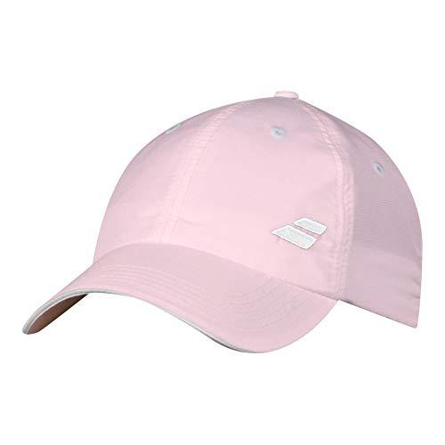 Babolat GORRA BASIC LOGO CAP ROSA