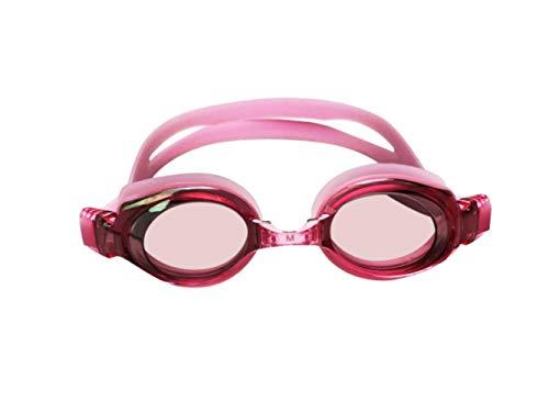 XMYNB Gafas de natación Gafas De Natación Gafas De Natación Ajustables Proteger Los Ojos Infantiles Earplugs De Las Ovillas De Silicona Impermeables