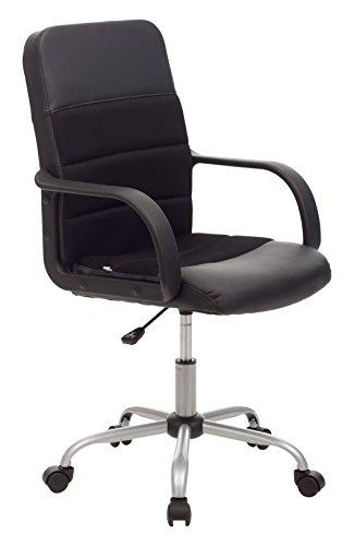 My Office Soft Fauteuil, polyuréthane, Gris, 58 x 58 x 102 cm 58x58x102 cm Nera