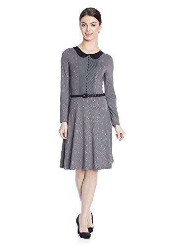 Vive Maria - Millefleurs Dress Gray Allover, Größe:S