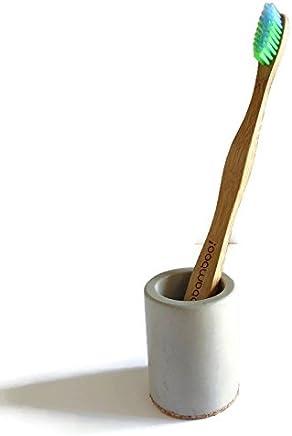 CRETEATION - Concrete toothbrush holder