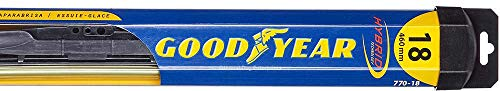 Hybrid - Passenger Windshield Wiper Bundle - 2 Items: Passenger Blade & Reminder Sticker fits 2001 Toyota Corolla (S)