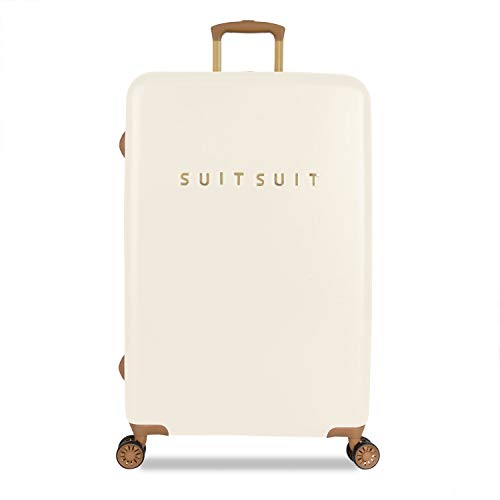 SUITSUIT - Fab Seventies - Reiskoffer - 76 cm - Antique White