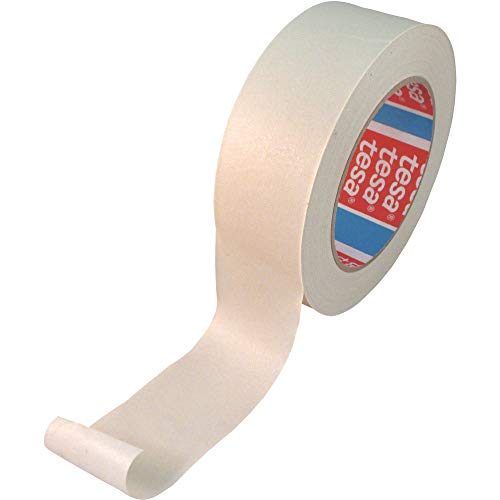 tesa Maler Krepp 4316 PV3 Papierabdeckband, 50 mm x 50 m
