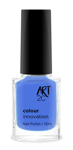 Art 2C Blue Nun Colour Innovation Classic Nail Polish - Smalto per unghie classico, 96 colori, 12 ml, colore: 078