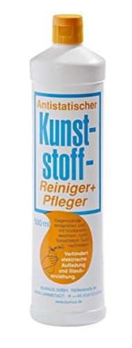 Antistatischer Kunststoffreiniger + Pfleger 250ml