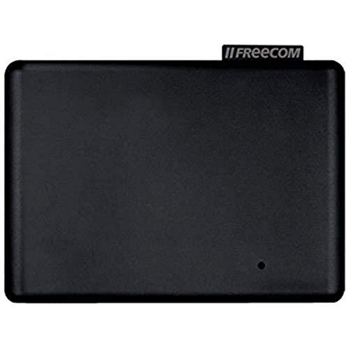 FREECOM Mobile Drive XXS HDD Storage 2TB (6,3 cm (2.5 Zoll), USB 3.0) schwarz, 56334