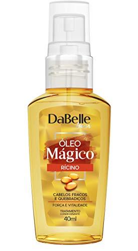 Dabelle Óleo Mágico Rícino 40Ml, Dabelle