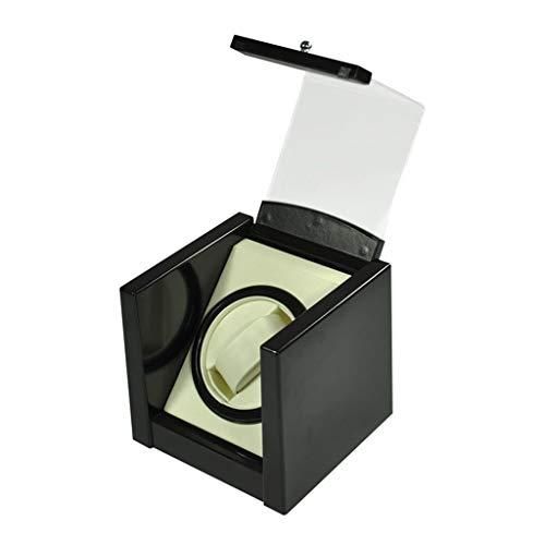 N/B Mira enrollador Mira Cajas Winder Mini Reloj Reloj automático Caja de...