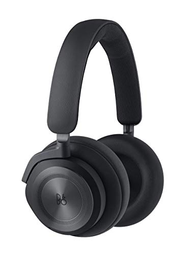 Bang & Olufsen Beoplay HX – Komfortable kabellose ANC Over-Ear Kopfhörer, Black Anthracite