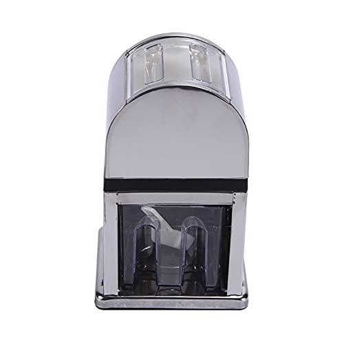 FSLLOVE FANGSHUILIN Tragbare Handkurbel Handbuch Ice Crusher Shaver Kinder Shredding Schnee-Kegel-Hersteller-Maschine Küche Heim-Werkzeug