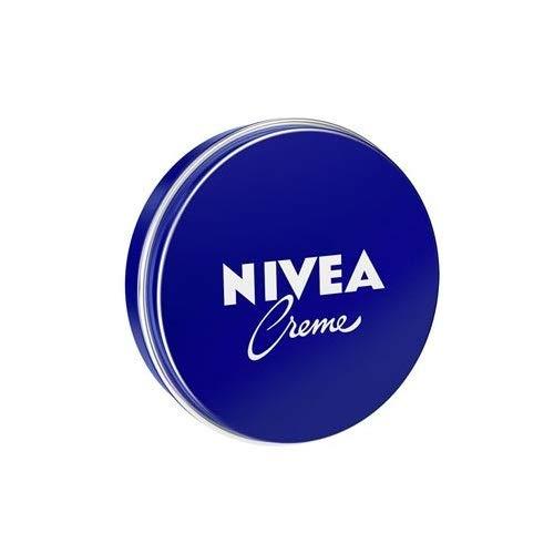 Les Colis Noirs LCN - Lot de 4 Nivea Creme 150ml - Soin Hydratant Peau Corps Visage Mains - 124