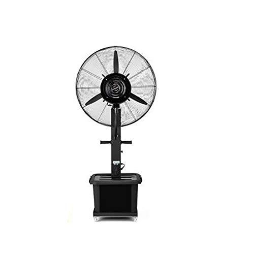 PIGE Le Ventilateur Industriel De Jet, Réservoir d'eau De 42L Ajoutent Le Commercial Extérieur De Ventilateur De Climatiseur De Plancher d'eau De Glace (Couleur : 350W 75cm(Fixed Type))