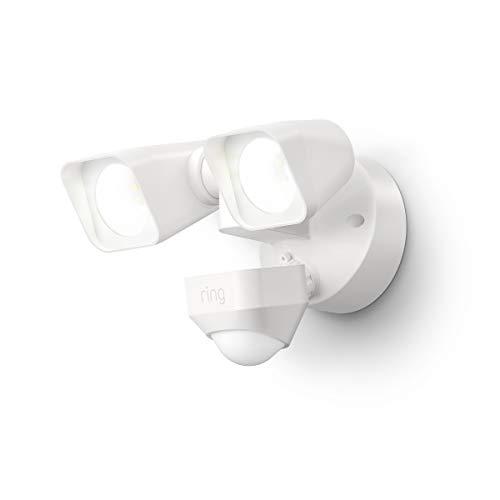 Ring Smart Lighting – Floodlight, Wired, Outdoor...