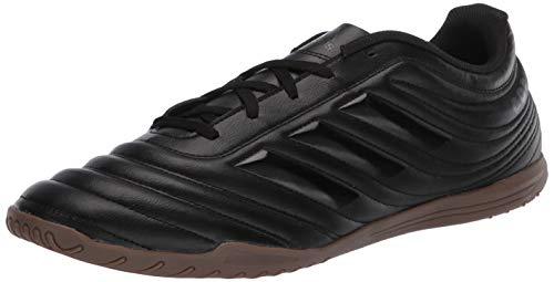 adidas Men s Copa 20.4 Indoor Boots Soccer Shoe  Black  7