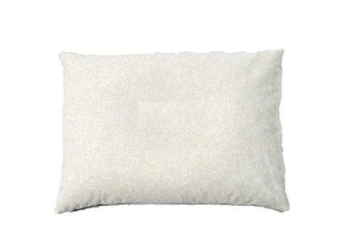 La escarapela verde–algodón orgánico para almohada 45x 65cm)–Creación francesa
