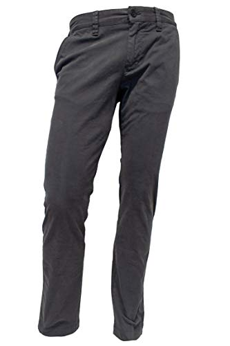 ALBERTO Garment Dyed Pima Cotton Chino Modell Lou in 36/30