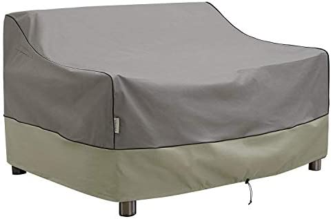 Kylinlucky Outdoor Furniture Covers Waterproof 3 Seater Deep Seat Patio Sofa Covers Fits up product image