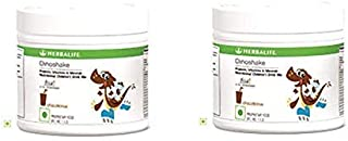 Herbalife Nutrition Dinoshake Chocolius Flavour (200 g Each) - Pack of 2