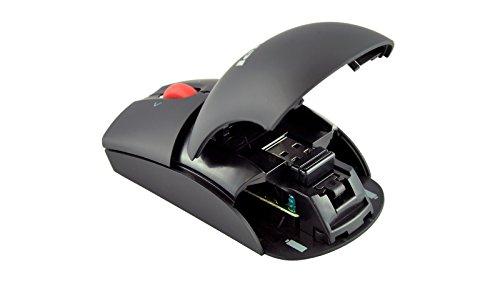 Lenovo 4X30H56854 Tastatur RF Wireless QWERTZ Deutsch Black - Tastaturen (Standard, Kabellos, RF Wireless, QWERTZ, Black) & Laser Wireless Mouse