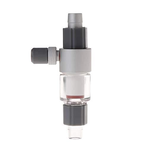 ECMQS - Atomizador de CO2 para acuario – Difusor de CO2 para acuario –...