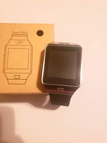 Relógio Smartwatch A1 Inteligente Gear Chip Celular Touch + Mini Fone de Ouvido Bluetooth S530 (PRETO)
