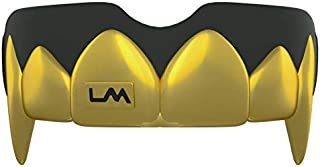 Loudmouth Sports Mouth Guard | 3D Vampire Fangs Adult & Youth Mouth Guard | Boil & Bite Mouthguard for Football, Basketball, Hockey, MMA, Boxing, Lacrosse & More